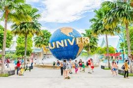 Tour Singapore - Sentosa