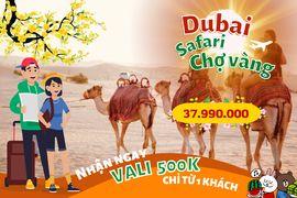 Tour Nguyên Đán Dubai - Abu Dhabi