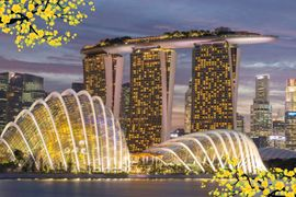 Tour Du Lịch Singapore Tết Nguyên Đán 2018 (4 Ngày 3 Đêm)