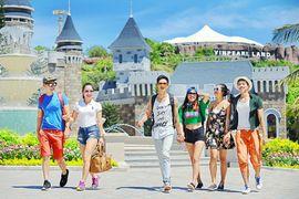Tour Trang Vinpearlland - Bùn Khoáng - Teambuilding - Biển Đảo