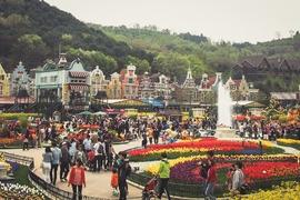 Tour Seoul - Everland - Jeju