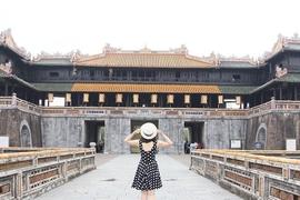 Tour Huế - Đại Nội - Động Phong Nha