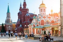 Tour Liên Bang Nga - Kazakhstan (Moscow - ST.Petersurg - Almaty)