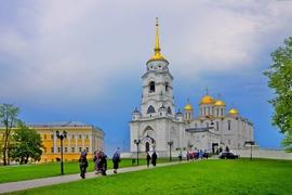 Tour Nga (Moscow - Vladimir - Suzdal - St.Petersburg)