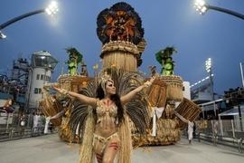 Tour Brazil - Vũ Điệu Samba Nồng Nhiệt