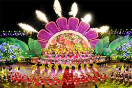Tour Festival hoa Đà Lạt