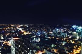 Tham quan Vịnh Nha Trang Về Đêm
