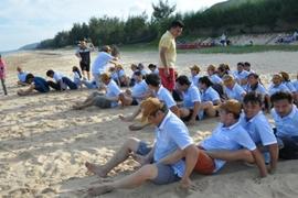 Tour Nha Trang - Diamond bay - Teambuilding - Galadinner