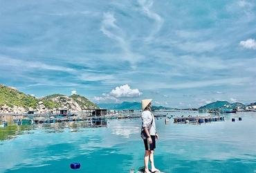 Tour Đảo Bình Ba – Nha Trang Bằng Tàu Lửa