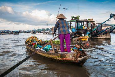 Tour Tiền Giang - Bến Tre - Cần Thơ