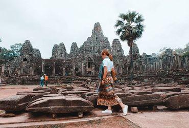 Tour Campuchia Siem Reap - Phnom Penh