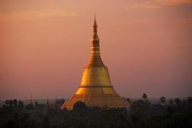 Tour Myanmar - Xứ sở Chùa Tháp