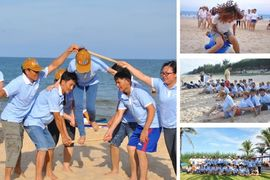 Tour Bình Phước Đi Phan Thiết - Teambuilding