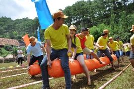 Tour Vũng Tàu Đi Đà Lạt - Làng Cù Lần Teambuilding