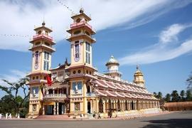 Tour Hà Nội - Sài Gòn - Châu Đốc - Tây Ninh