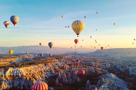 Tour Thổ Nhĩ Kỳ - Vùng đất của những điều kì thú