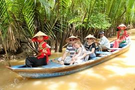 Tour khám phá Miền Tây sông nước