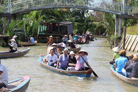 Tour miền tây: Tiền Giang - Cà Mau - Bạc Liêu - Cần Thơ
