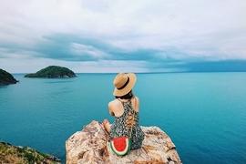 Tour Đảo Bình Ba - Khám Phá Đảo Tôm Hùm