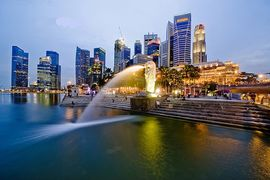 Tour Singapore - Sentosa - Malaysia - Malacca