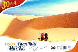Tour du lịch Phan Thiết Mũi Né 30/4 - 01/05