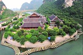Tour Mùa Thu Hà Nội - Bái Đính - Hạ Long - Yên Tử