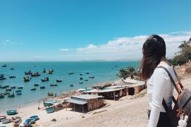 Tour du lịch Phan Thiết Mũi Né bằng tàu lửa