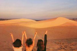 Tour du lịch Phan Thiết Mũi Né cho gia đình