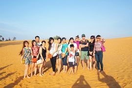 Tour du lịch Thái Bình đi Phan Thiết Mũi Né