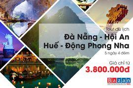 Tour du lịch Đà Nẵng chất lượng cao