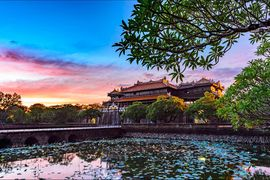 Tour du lịch Thái Nguyên đi Huế