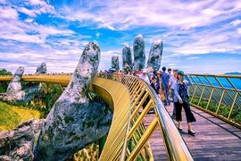 Tour du lịch Sài Gòn đi Đà Nẵng - Hội An - Huế cho khách đoàn