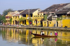Tour du lịch Sài Gòn Đà Nẵng-Hội An-Cù Lao Chàm-Huế-Sơn Trà khách đoàn