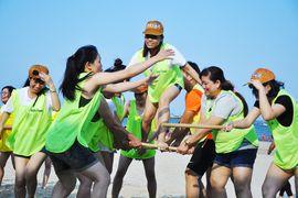 Tour cắm trại ngủ lều Team - Gala Phan Thiết - Mũi Né
