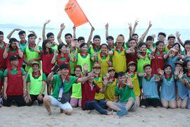 Tour cắm trại ngủ lều - Team - Lửa Trại Phan Thiết - Mũi Né