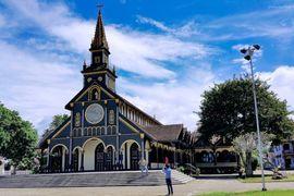 Tour BMT - Kon Tum - Măng Đen dành cho khách đoàn