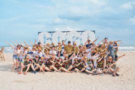 Tour Team Building Coco Beach Camp Phan Thiết Lagi