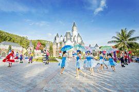 Tour Sài Gòn đi Nha Trang - Yang Bay - Vinpearl Land khách đoàn