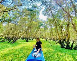 Tour du lịch Đảo Bà Lụa Rừng Tràm Trà Sư