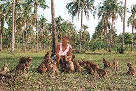 Tour Đà Nẵng đi Nha Trang Đảo Khỉ bằng tàu lửa