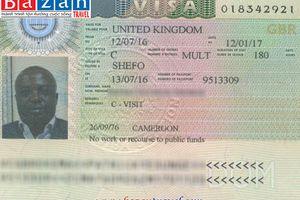 Dịch Vụ Hỗ Trợ Làm Visa đi Vương Quốc Anh
