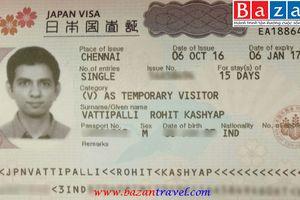 Dịch Vụ Hỗ Trợ Làm Visa đi Nhật Bản