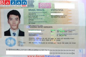 Dịch Vụ Hỗ Trợ Làm Visa đi Brazil