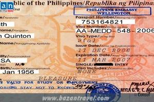 Dịch Vụ Hỗ Trợ Làm Visa đi Philippines