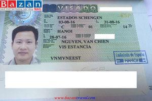 Dịch Vụ Hỗ Trợ Làm Visa đi Tây Ban Nha