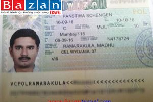 Dịch Vụ Hỗ Trợ Làm Visa đi Ba Lan