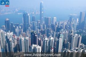 Vé Máy Bay Hong Kong