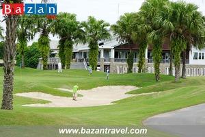 Sân golf Đầm Vạc ở Vĩnh Phúc nơi giải trí cho những ngày cuối tuần