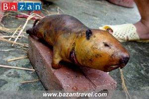 Lễ cúng linh vật chuột của người La Chí ở Hà Giang
