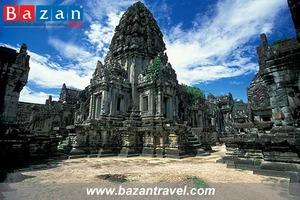 Đền Banteay Samre ở Siem Reap